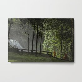Serenity Walks Metal Print