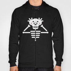 Skeleton / Pale Man Hoody