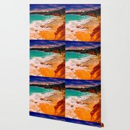 Colorful Laguna Wallpaper