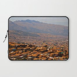 Above Cusco Laptop Sleeve