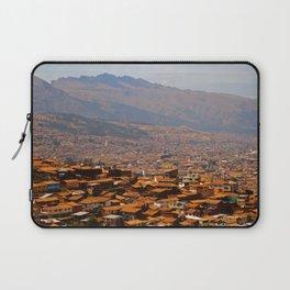 Above Cusco Laptop Sleeve