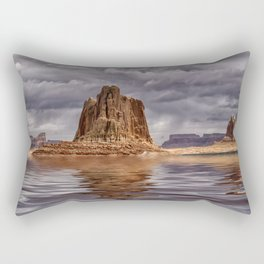 Lake Powell Rectangular Pillow