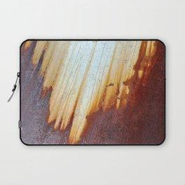 Rain Rusted Roof Laptop Sleeve