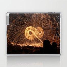 Infinite Fire Spin Laptop & iPad Skin