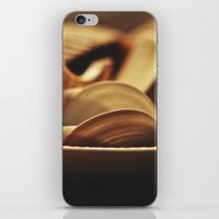 shells iPhone & iPod Skins featuring Shells by BURNEDINTOMYHE∆RT♥