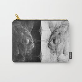 Reflection In Duplicity Carry-All Pouch