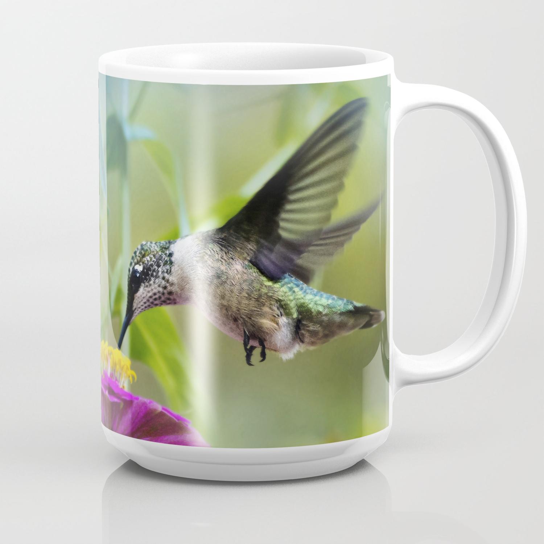 Hummingbird Mug Hummingbird Coffee Mug Humming Bird Gifts Humming Bird Mug
