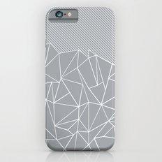 Ab Linear Grey Slim Case iPhone 6s