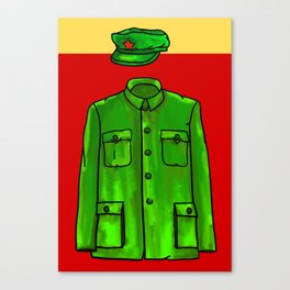 Chairman Mao Canvas Print