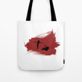 Witch! Tote Bag