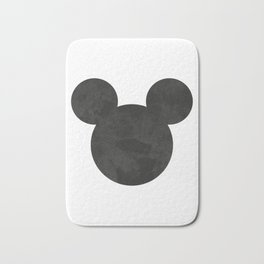 Mouse Ears Bath Mat