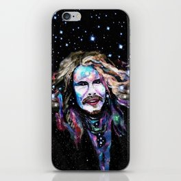 Steven Tyler Psychedelic - Rockstar Collection iPhone Skin