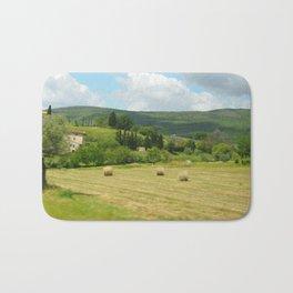 Italian Countryside Bath Mat