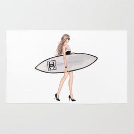 Surf fashion Rug