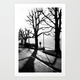 Salzburg No1 Art Print