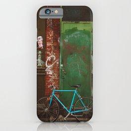 East Village III iPhone Case