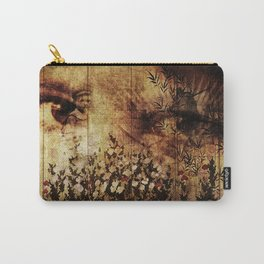 In Your Mothers Eyes Carry-All Pouch
