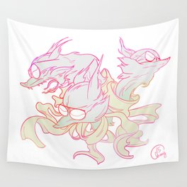 TriFoxx Wall Tapestry