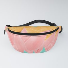 Agave Summer Dream #1 #tropical #decor #art #society6 Fanny Pack