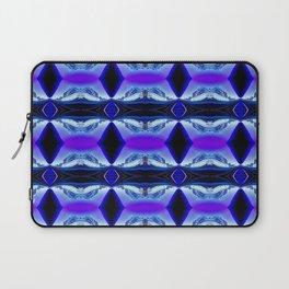 My Blue Bubble in London Laptop Sleeve
