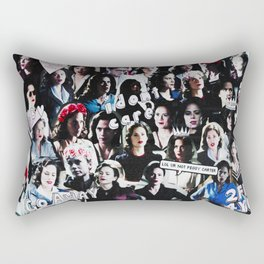 Peggy Carter Sass Rectangular Pillow