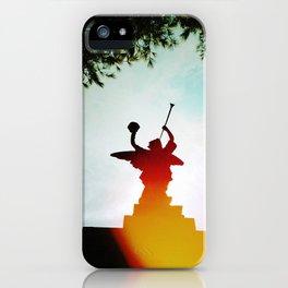 'ANGEL' iPhone Case