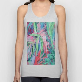 Tropical Canopy No. 2 Unisex Tank Top