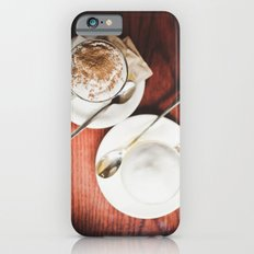 latte and hot chocolate Slim Case iPhone 6s