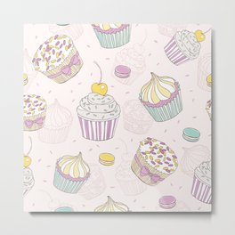 Sweets Galore! Metal Print