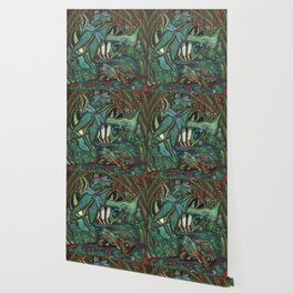 Wood Turtle Wallpaper