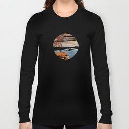 Autumn by the sea Long Sleeve T-shirt