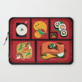 Sushi Bento Box Laptop Sleeve