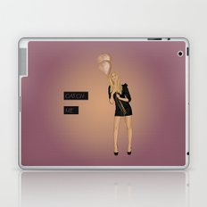 Catch Me Laptop & iPad Skin