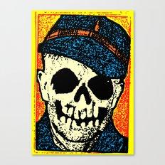TRUE CRIME: Ed Gein Canvas Print