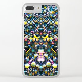 Barefoot Clear iPhone Case