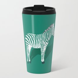 Animal Kingdom: Zebra III Travel Mug