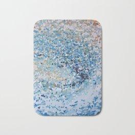 Embraced Wave Juul Art Bath Mat