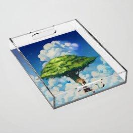 Inner Light Acrylic Tray