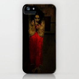 Last Days of Ophelia Part 3 Image 2 iPhone Case