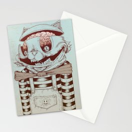 Kitty Fun Stationery Cards