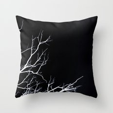 Winter II Throw Pillow