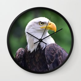 Regal Eagle Wall Clock