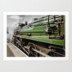 The Green Knight Art Print