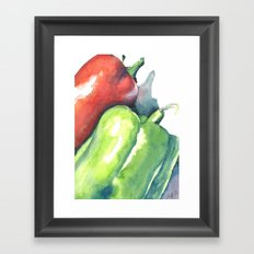 Plenty Framed Art Print