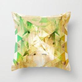 Nawak #1 Throw Pillow