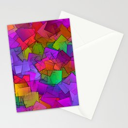 many colors for your home -2- Stationery Cards