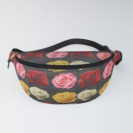 Love the Rose Fanny Pack