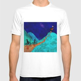 The ride 03 T-shirt