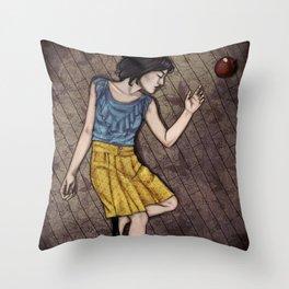 The Fairest Throw Pillow