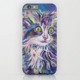 Cutest kitten iPhone Case